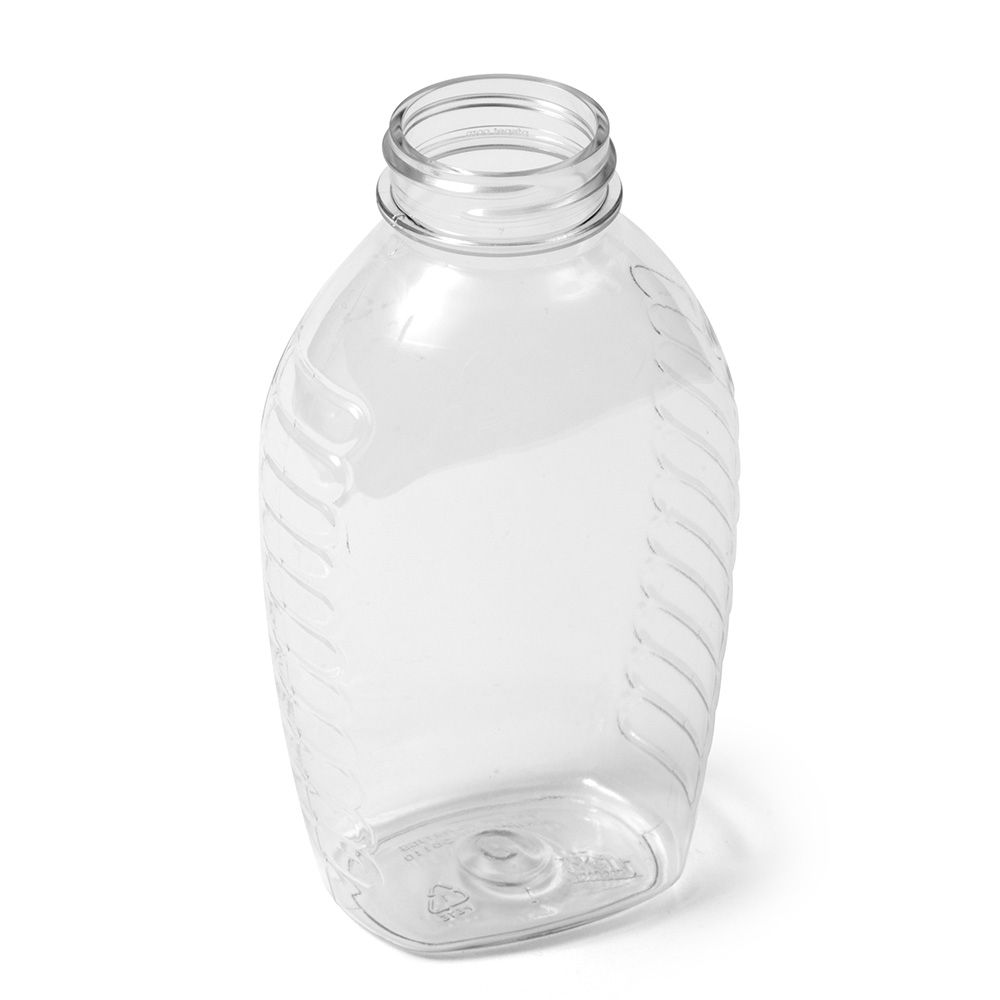 Oval Shaped PET Bottles