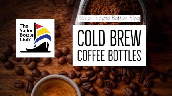 Cold Brew Coffee Bottles