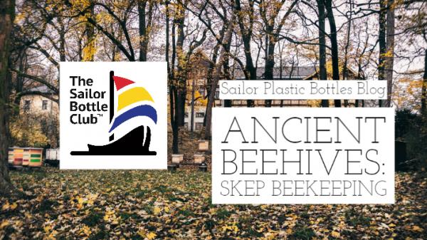 Ancient Beehives - SKEP Beekeeping