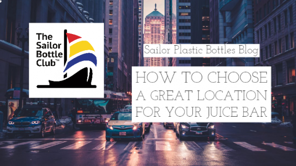 How to Choose a Great Location for Your Juice Bar