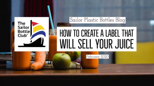How to Create a Label That Will Sell Your Juice