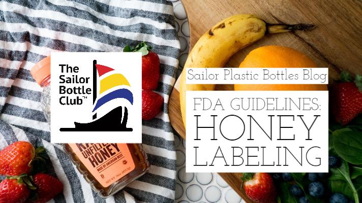 New FDA Guidelines for Labeling Honey