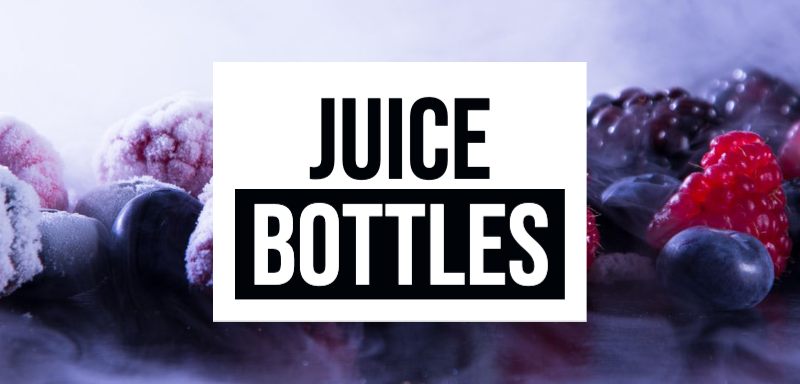 Juice Bottles for Sale