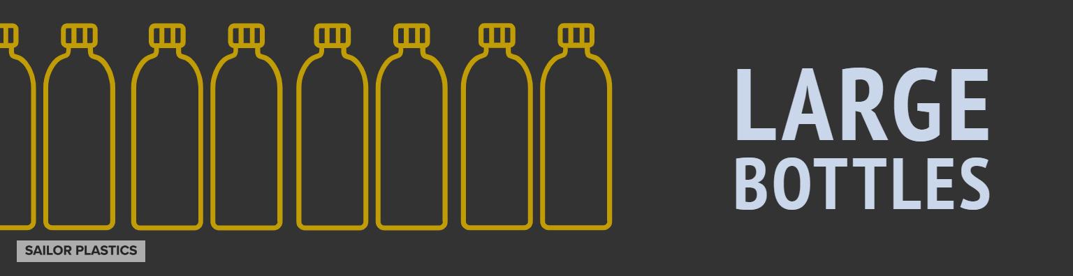 Large Bottles for Sale