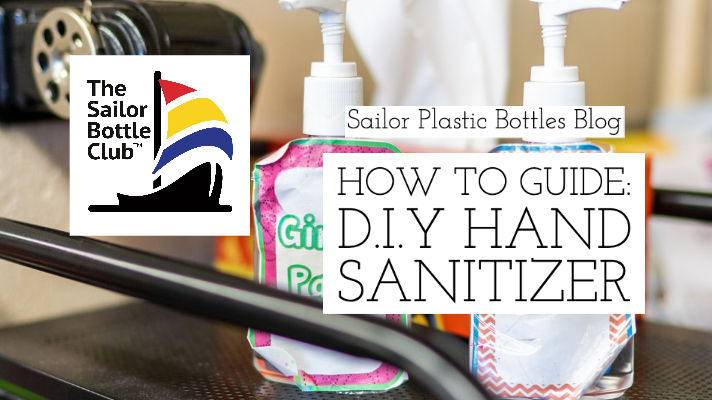 How To Guide: D.I.Y Hand Sanitizer